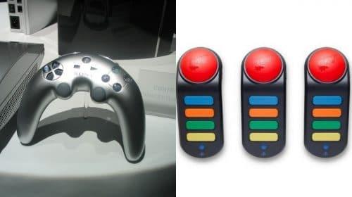 Conheça os acessórios mais bizarros ou desconhecidos de PlayStation