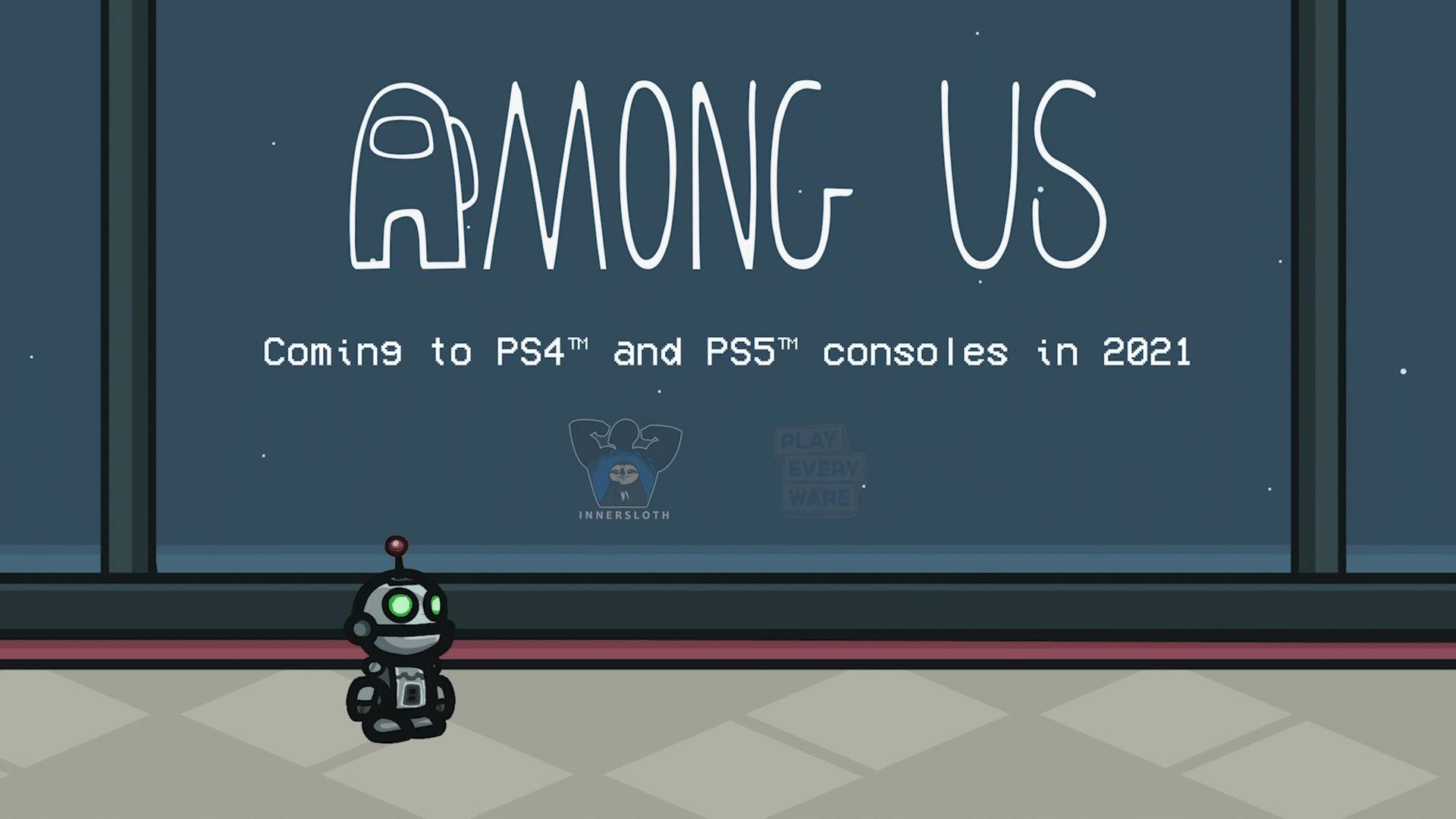 Among Us - PS4 e PS5