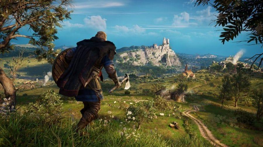 Expansão de Assassin's Creed Valhalla é adiada para maio