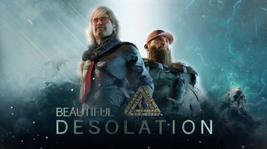 Beautiful Desolation chegará ao PlayStation 4 no dia 28 de maio
