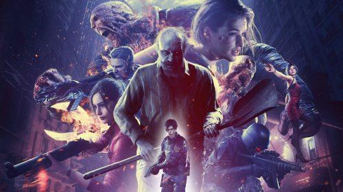 Resident Evil Re:Verse, multiplayer da franquia, chegará no mês de julho