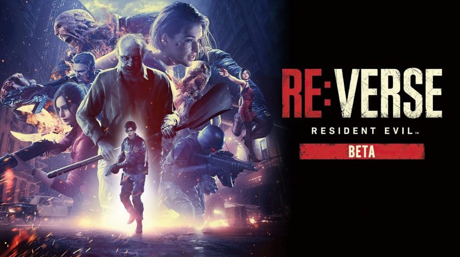 Programado para julho, Resident Evil Re:Verse é adiado para 2022
