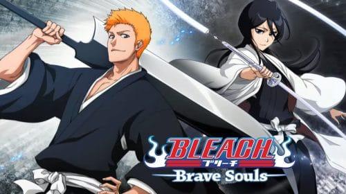 Ative a sua bankai! Bleach: Brave Souls, um game free to play de ação, chegará ao PS4