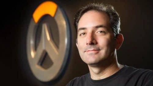 Jeff Kaplan, diretor de Overwatch, deixa a Blizzard após 19 anos