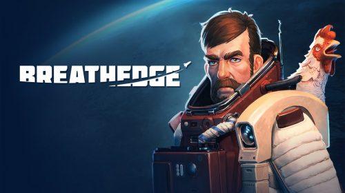 Jogo de sobrevivência com uma galinha imortal, Breathedge chega ao PS4