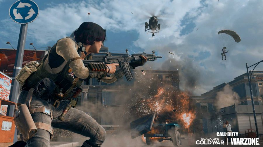 Warzone: bug permite que jogador derrote adversários debaixo do mapa