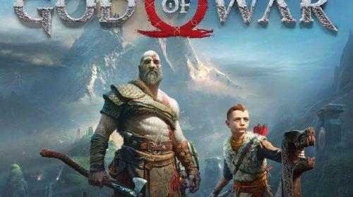 Jogador recria capa de God of War com incrível efeito 3D