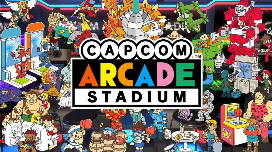 Capcom Arcade Stadium chega no final de maio ao PS4 com muitos clássicos