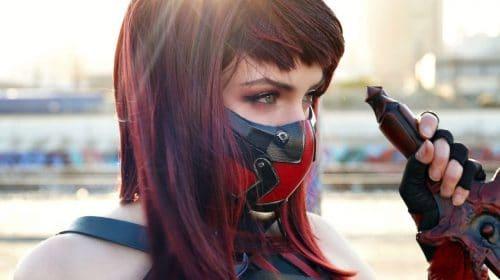 Criador de Mortal Kombat compartilha cosplay incrível de Skarlet