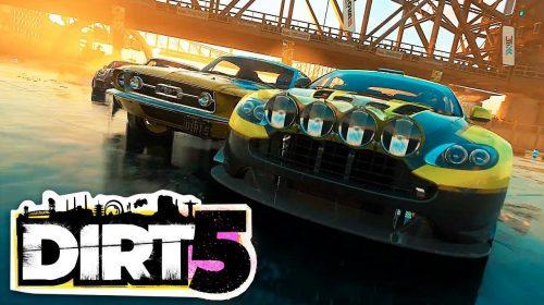 Faça um test drive! DIRT 5 pode ser jogado gratuitamente no PS4 até 5 de abril