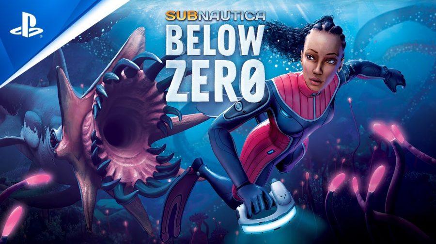 Subnautica: Below Zero chega em maio ao PS4 e ao PS5