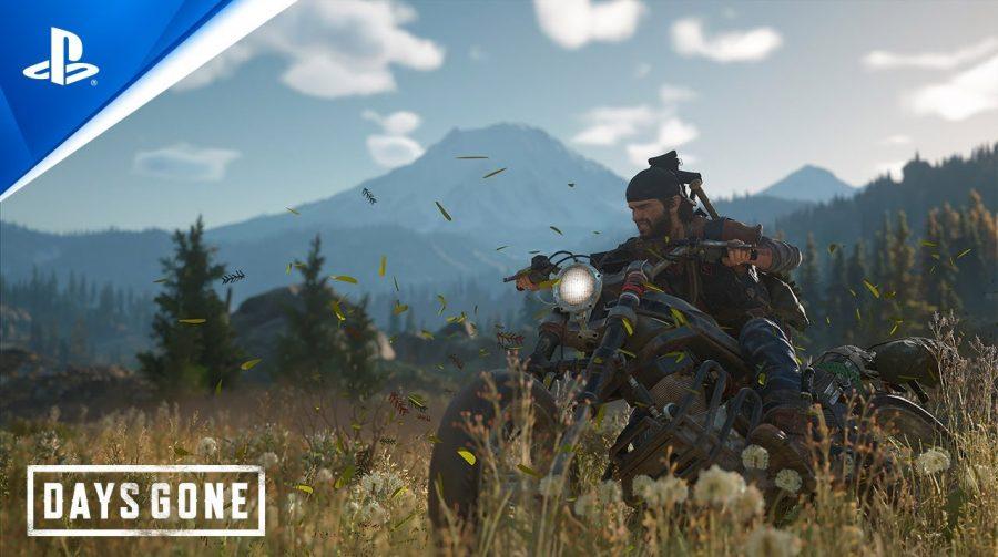 A horda vem aí! Days Gone chegará ao PC no dia 18 de maio