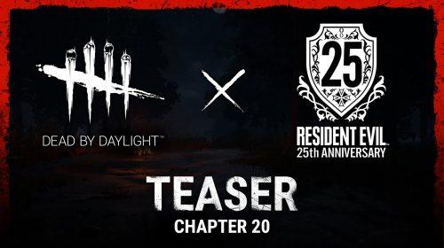 Dead By Daylight receberá um capítulo crossover de Resident Evil
