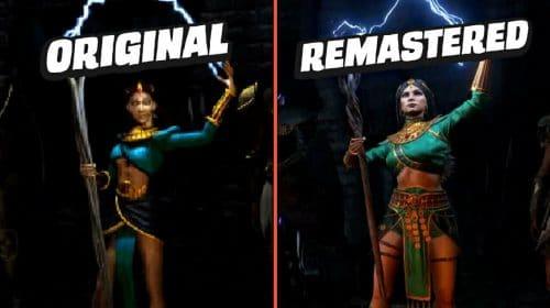 Vídeo compara os gráficos de Diablo II vs. Diablo II Resurrected