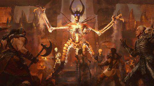Diablo II Resurrected terá teste alfa nos consoles em breve