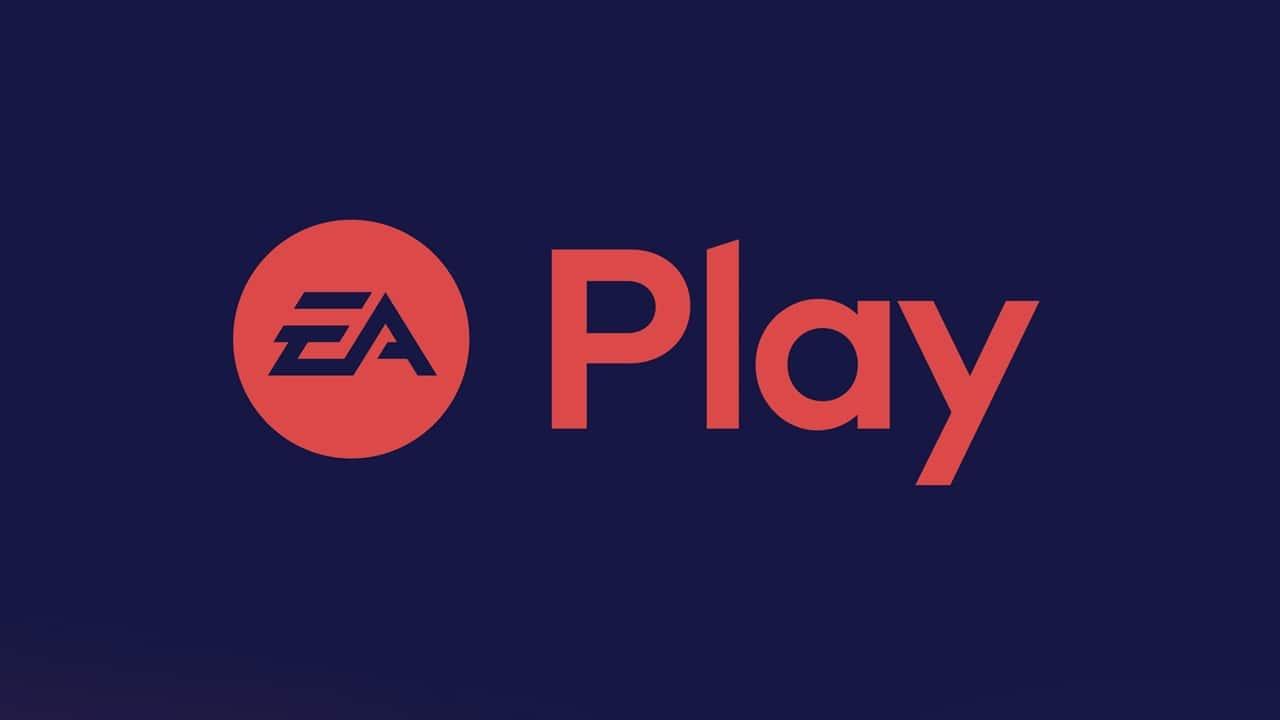 Logo da EA Play, publisher que distribui Battlefield.