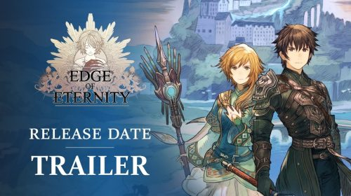 JRPG tático, Edge of Eternity chega no final do ano ao PS4 e ao PS5