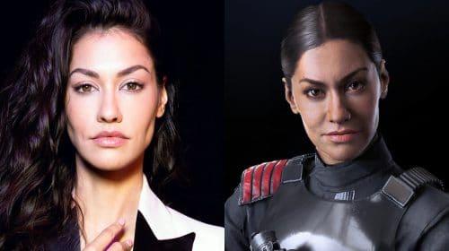 Filme de Borderlands terá Janina Gavankar, atriz de Star Wars Battlefront II