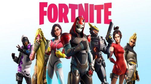 Fortnite gerou US$ 9 bilhões de receita para a Epic nos primeiros dois anos