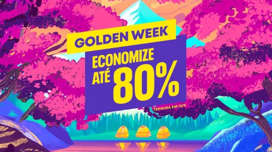 Mais ofertas! Vários jogos japoneses com melhores preços na Promoção Golden Week