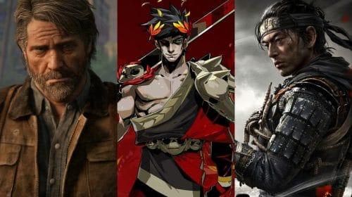 Ghost of Tsushima e The Last of Us 2 se destacam no DICE Awards; Hades leva o