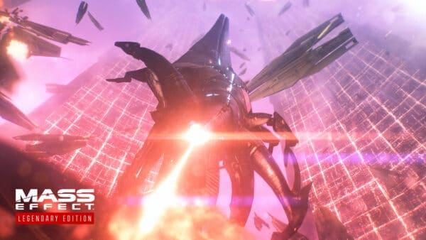 Guerras - Mass Effect Legendary Edition