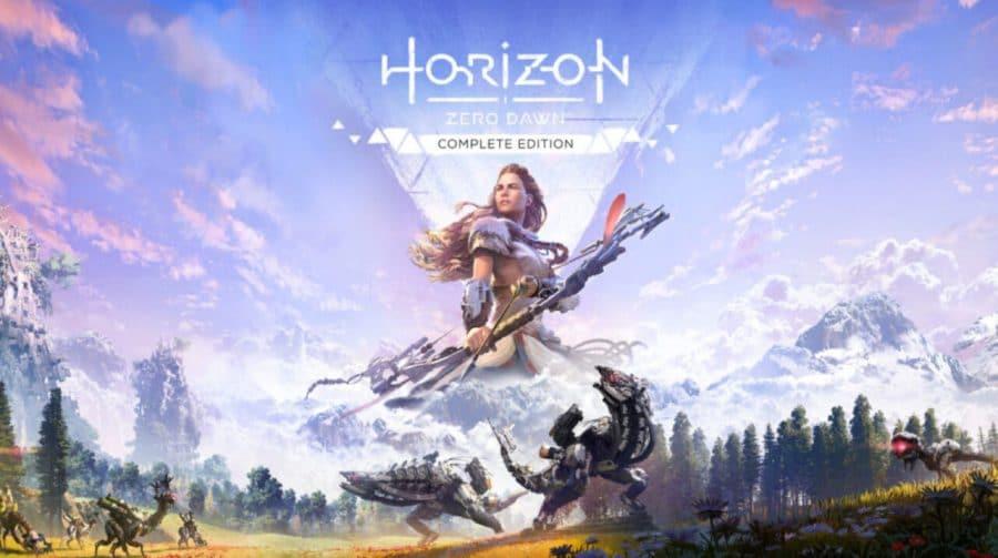 Corre pra baixar! Horizon Zero Dawn está gratuito na iniciativa Play at Home