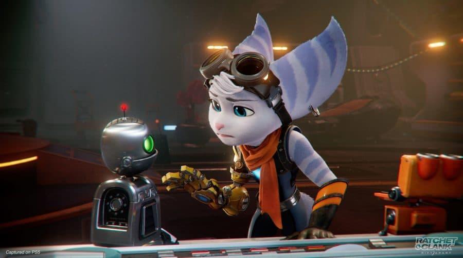 PlayStation lança trailer de história de Ratchet & Clank: Em Uma Outra Dimensão
