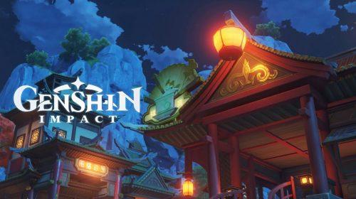 Inazuma, suposto novo mapa de Genshin Impact, vazou no Twitter