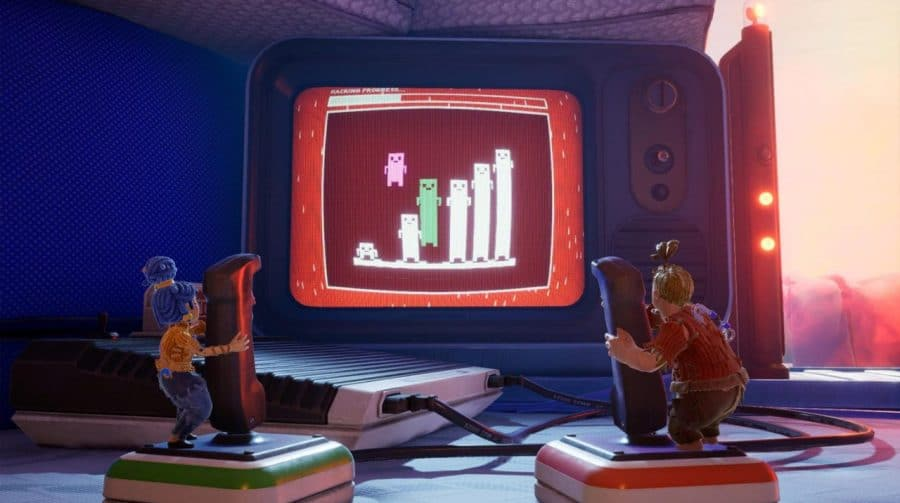 A Way Out, F*ck the Oscars e Mario: os easter eggs imperdíveis de It Takes Two