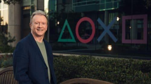 Chefe da SIE falará sobre o futuro da PlayStation em evento em outubro