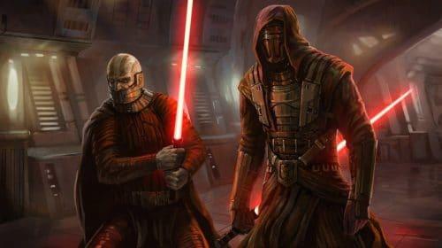 Remake de Knights of the Old Republic está em desenvolvimento