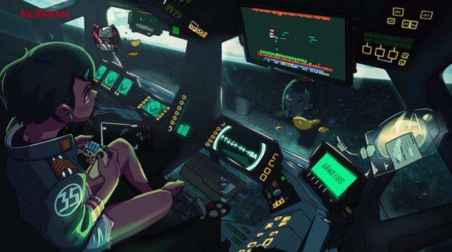 Celebração dos 35 anos do Código Konami rende playlist inspirada em Gradius