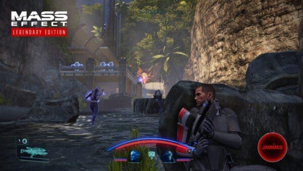 Melhorias no Combate - Mass Effect Legendary Edition