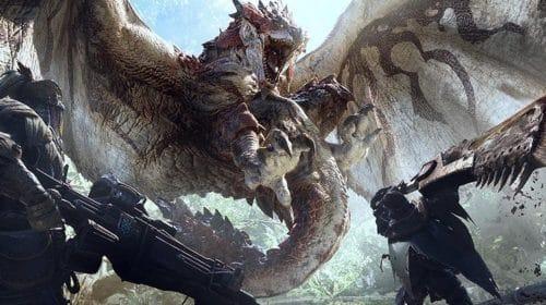 Franquia Monster Hunter já vendeu mais de 71 milhões de cópias