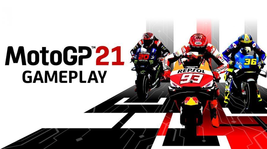 Trailer de gameplay de MotoGP 21 revela o circuito de Portimão, em Portugal