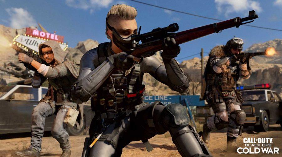 Multiplayer de Call of Duty Black Ops Cold War está com acesso gratuito