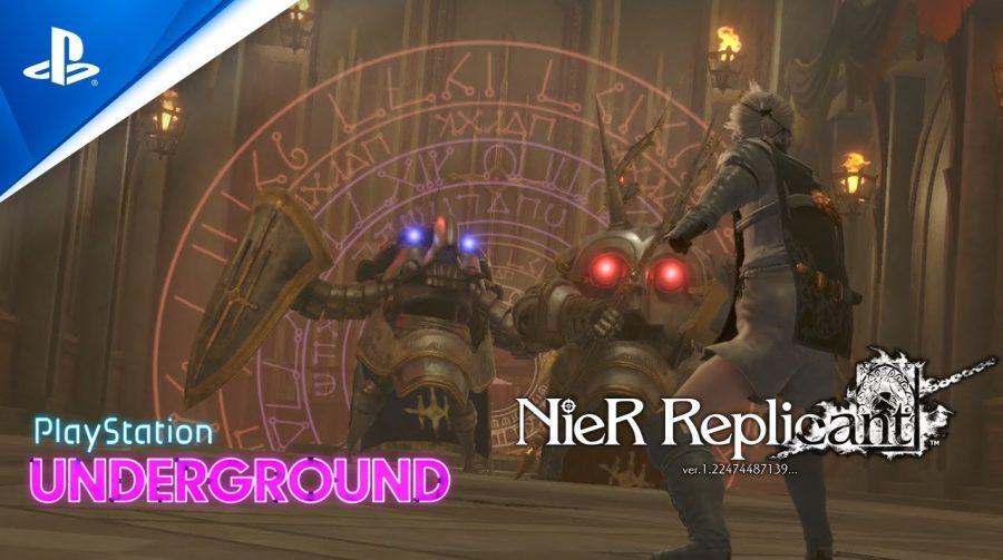 Gameplay de 15 minutos de NieR Replicant detalha as novidades do remaster