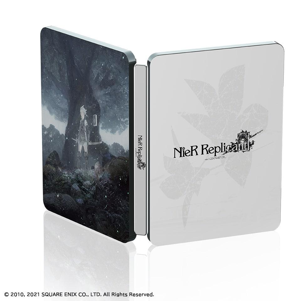 SteelBook de NieR Replicant