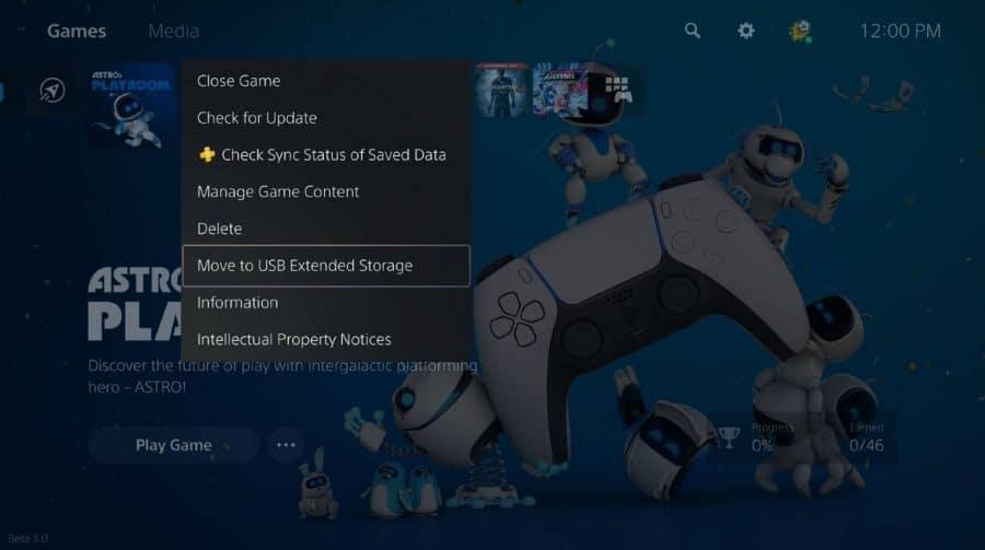 Nova atualização do PlayStation 5 já disponível para download