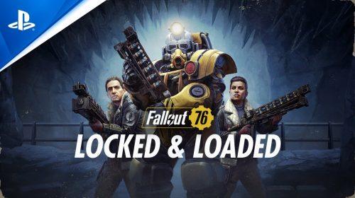 Update de Fallout 76 dá início à 4ª temporada e adiciona muitas novidades