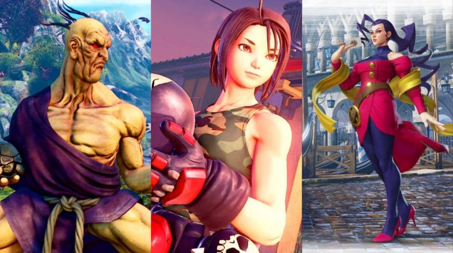 Rose chega a Street Fighter V em 19 de abril; mais detalhes de Oro e Akira Kazama