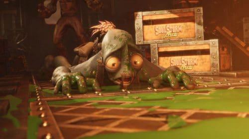 Oddworld: Soulstorm terá quatro finais diferentes
