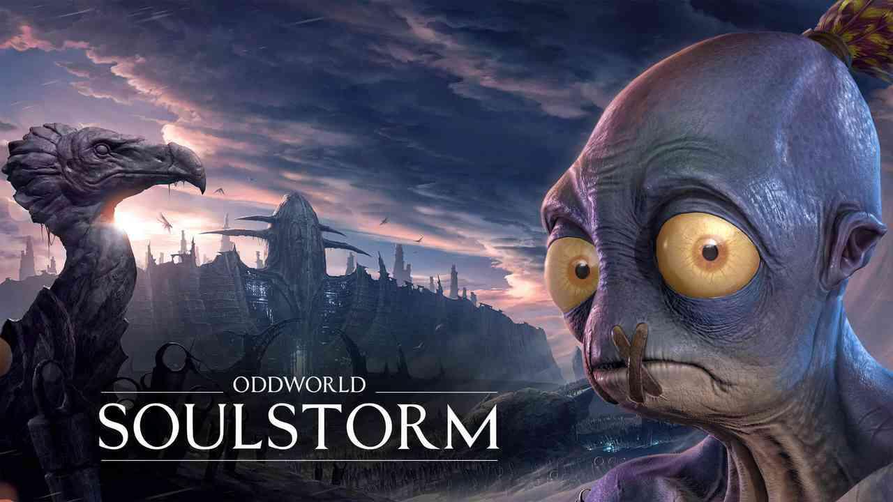 """Oddworld: Soulstorm utilizará o recurso """"Atividades"""" do PS5"""