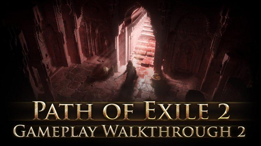 Path of Exile 2: gameplay de 19 minutos apresenta duas armas inéditas