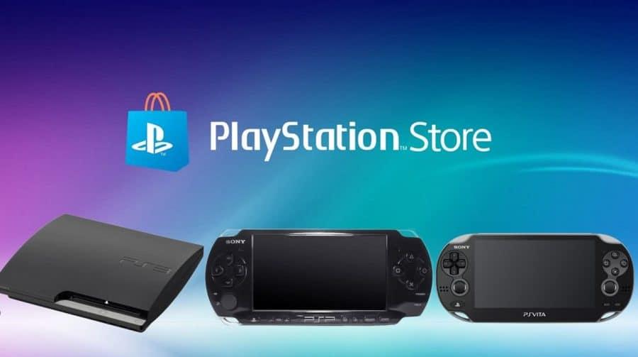 Sony desiste de fechar PlayStation Store do PS3 e PS Vita