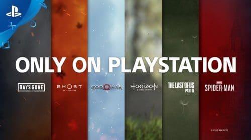 PlayStation diz estar comprometida com novas experiências em jogos