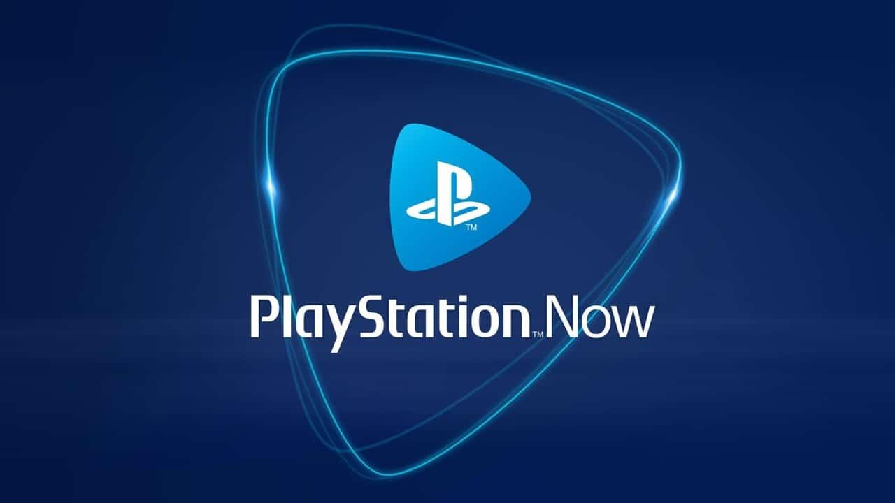 Logo do serviço de assinaturas PS Now