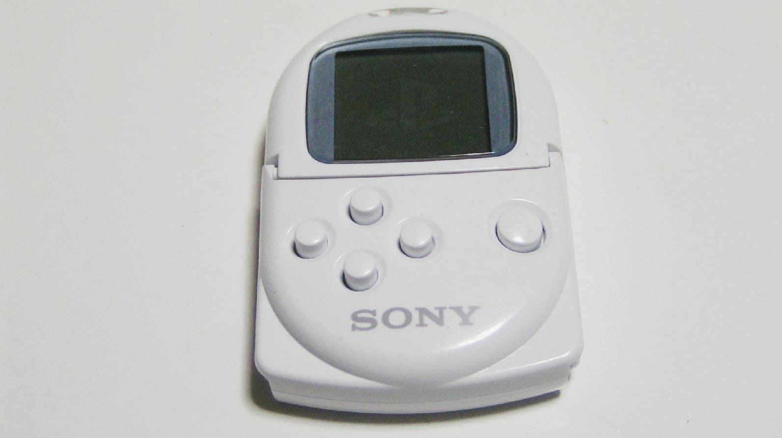 Imagem de um PocketStation
