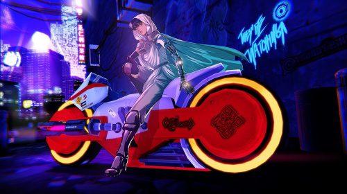Inspirado em Akira, RUNNER é anunciado para PSVR 2